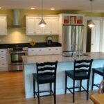 Before and After photos of kitchens