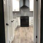 white hampden kitchen photo of kitchen